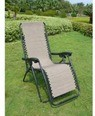 2- Outdoor Patio Bromley Sling Comfort Loungers