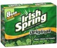 Colgate Irish Spring Original Deodorant Soap Bar, 4 oz - 8 bars