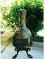 Elite Fire Pit / Chimenea