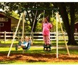 Flexible Flyer Stand N Swing Metal Swing Set