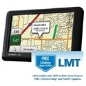 Garmin nuvi 1490LMT 5-Inch Bluetooth Portable GPS with Lifetime Map and Traffic updates