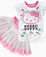 Hello Kitty Kids Skirt, Little Girls Tutu