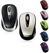 Microsoft Wireless 3000 Mobile Mouse - Choose Your Color