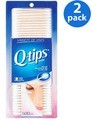 Q-Tips Cotton Swabs, 500 ct, 2pk